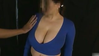 My become man loves milking her huge breasts and her tits are so soft and delicious