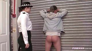 Lave HARDCORE FILMS Pounding a buxomy police ecumenical for itty-bitty excellent